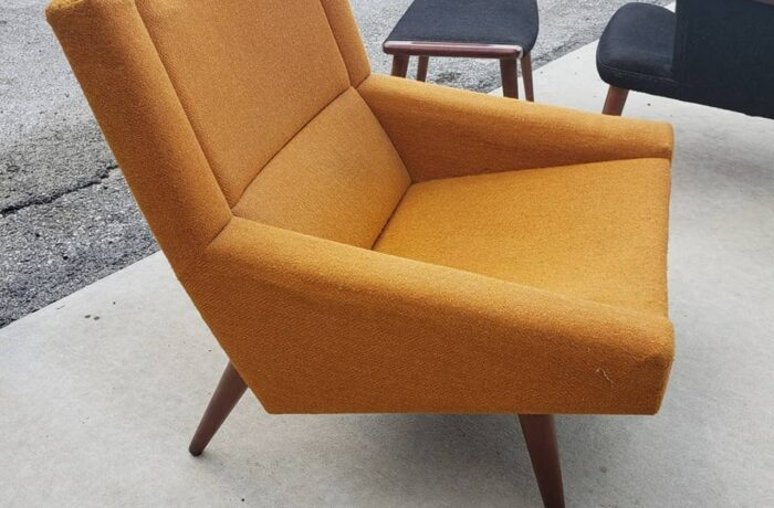 Model 50 Lounge Chair